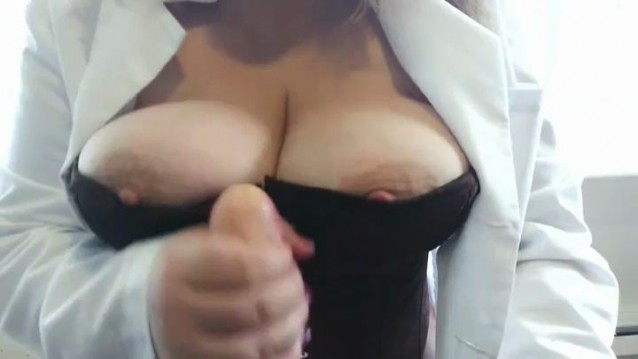 Breast Expansion Cock between her tasty big breasts