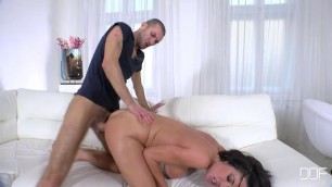 Veronica Avluv Hardcore Pastimes Squirting Appealing Milf Fucked On The Couch
