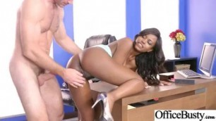 Hard Sex In Office With Naughty Hot Bigtits Nice Girl Jezabel Vessir