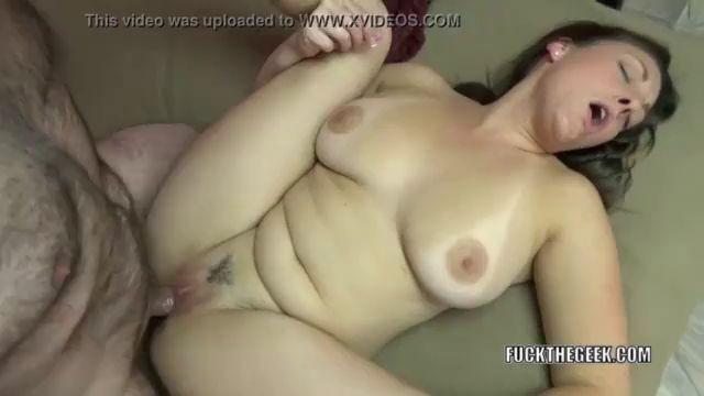 Hot Busty brunette Melanie Hicks is getting her twat stuffed