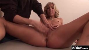 Alluring Chastity Lynn likes a hard pecker