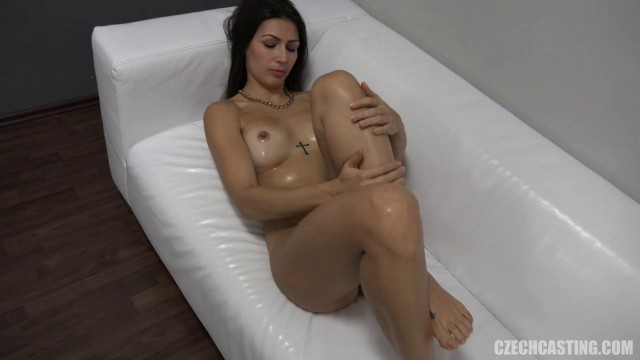 HD Czech Casting Adela 5421