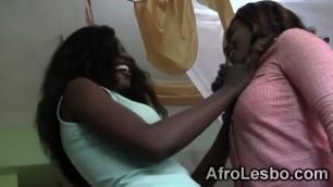 Homemade black Stunning lesbian girlfriends