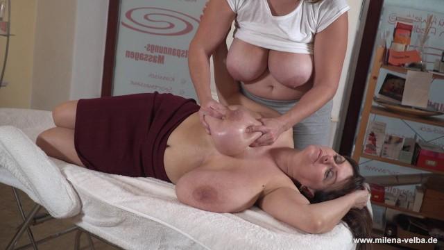 Milena velba massage