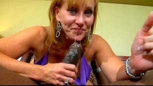 Shelley fucking again with a man who has a huge excited cock