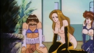 A transexual hentai character fucked in the ass cartoon porn