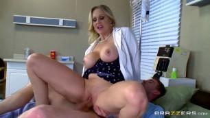 Julia Ann is a Sexual milf who loves sex in POV