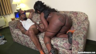 Hot black woman with big ass Ferrari Blaque Wants to Fuck