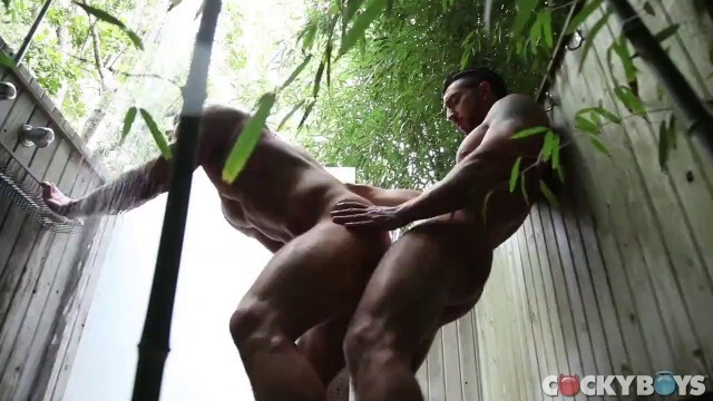 Jimmy Durano Will Wikle guys fuck Outdoor