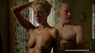 Beautiful Blonde Riki Lindhome nude Hell Baby 2013