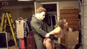 Pretty Beautiful Girl Norah Nova Harpie vs Halloween