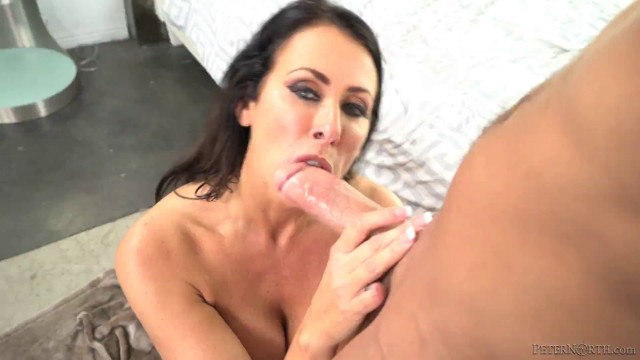 Reagan Foxx a good fuck Deep Throat This 75 PeterNorth