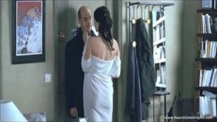 Stunning Brunette Woman Monica Bellucci Nude Scenes