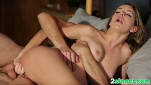 Kinky couple go on a date before fucking in the bedroom