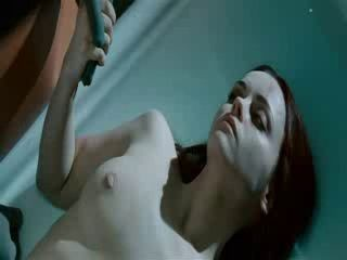 ute Christina Ricci Fully Nude Scene from After Life