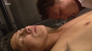 Asian straight muscle cummig