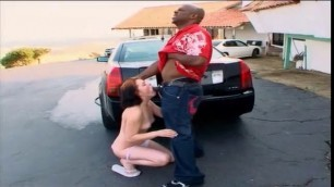18 interracial Lindsey Love loves black cock orig