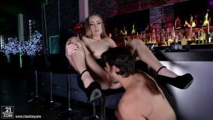 Appealing Girl Sadie Blair Pleasing The Boss