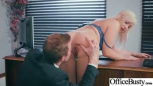 Hardcore Bang With Horny Big Tits Office Kylie Page video 13