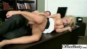 Sex On Cam In Office With Naughty Busty Slut Kayla Kayden vid 26