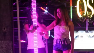 PATONG NIGHTLIFE LATE NIGHT SCENES ON BANGLA ROAD 09873940964