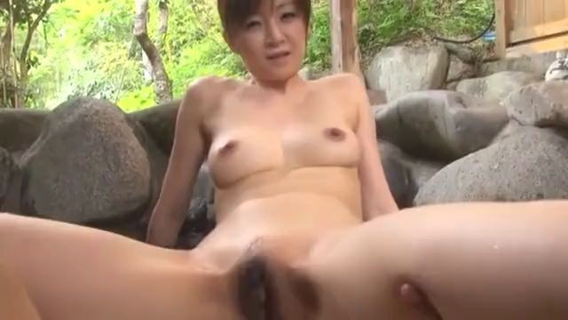 ute Japanese chick May in Incredible pov blowjob