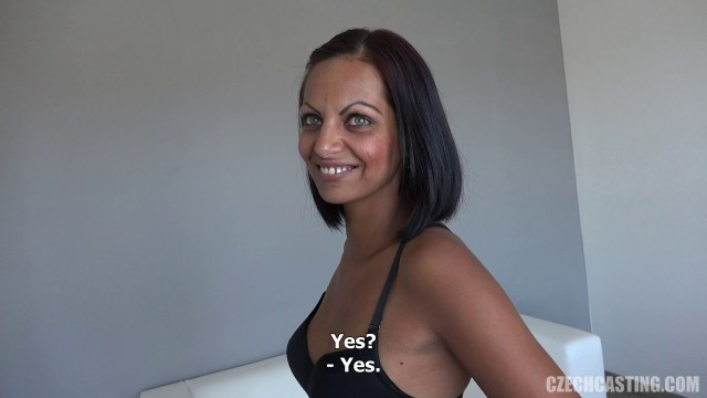 Denisa czech casting CzechCasting