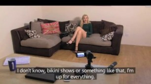 Fake Agent Jazmine On The Casting Couch