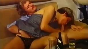 Horny Slut Melrose In Sexy Vintage Bang