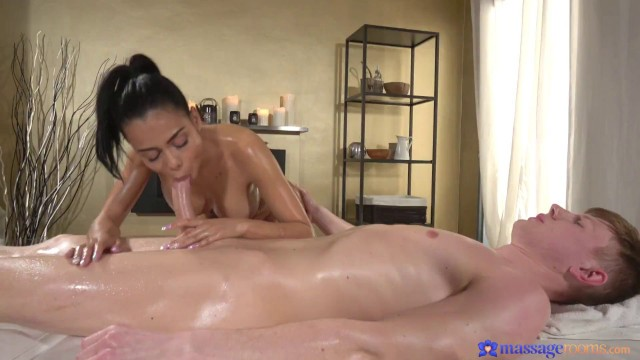 Hot Daughter Canela Skin Oiled Phat Ass Latina Ruins A Cock