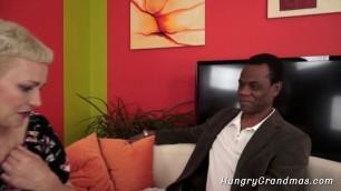 Dirty Mature Banged by a Black Man