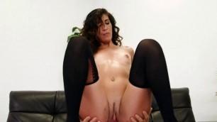 Cute Teen Mia Faith Sits On Big Cock Of Stud