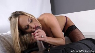 Ebony Porn With Beautiful Mature Pornstar Olivia Austin And Bbc