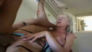 Rough anal quebec blonde milf