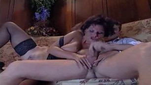 Squirting huge tits italian milf