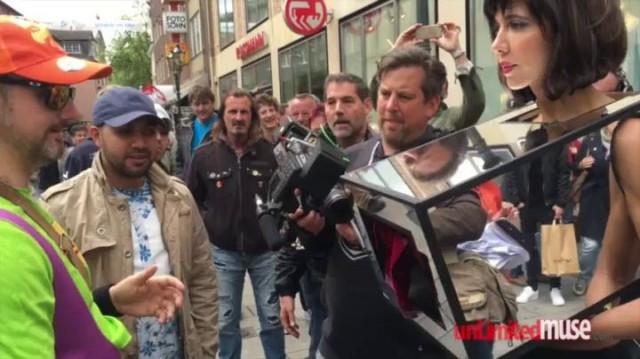Milo moiré box uncensored