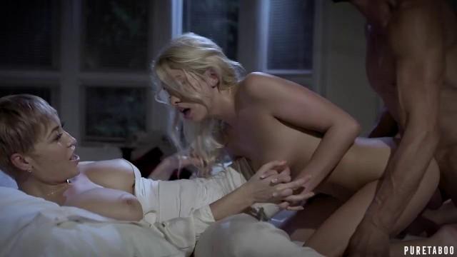 Pure Taboo Khloe Kapri Ryan Keely Carter Cruise Sucking Sister Tits