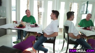 Stacked Stepma Kagney Linn Karter Gets Slammed