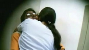 Arab Couple Caught On Hidden Camera Fooling Around