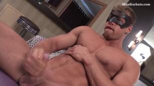 Hot Muscled Jock Solo
