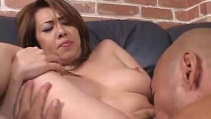 Asian Milf With A Hairy Pussy