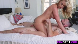 Stacked Stepma Rachael Cavalli Gets A Dick