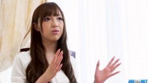 Sensual posing by amateur Japanese girlAnri - More at javhd net
