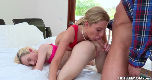 Teen Spread Eagle and Fucked Silly
