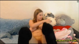 Russian teens wants to cum together with you