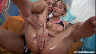 Hot Fucking Squirt No Sound