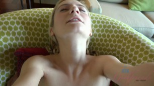 Atkgirlfriends Odette Delacroix After A Toe Curling Fuck Odette Takes The Creampie Pink Pussy Sex