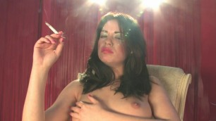 Smokingdomination Ava Dalush Harsh Smoking Domination Very Nice Sex