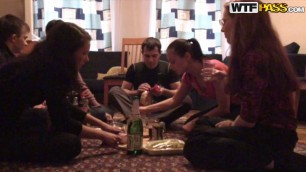 Collegefuckparties Unshaved Teen Pussy Russian Students Having Party Part 2