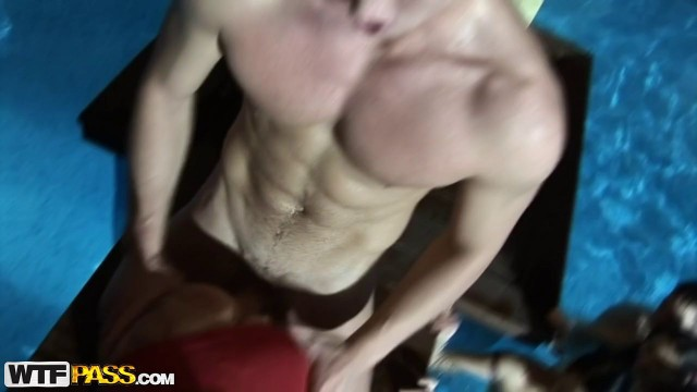Collegefuckparties Big Titted College Girl Birthday Sex Party By The Pool Part 2